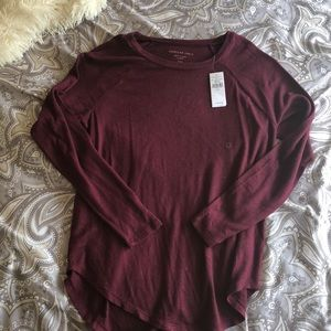 American Eagle soft & sexy plush sweater size S